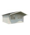 Caseta de madera BRITTA 17,5 m2