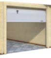 Puerta Cochera Seccional 34 mm