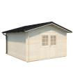 Caseta de madera TINA 13,5 m2