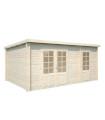 Caseta de madera ELLA 13,1 m2
