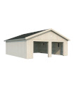 NEW 2020 Garaje Nórdico ANDRE 44,7 m2 sin puerta