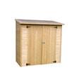 Cobertizo de madera ALBECOVE 1,3 m2
