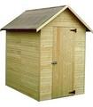 Cobertizo de madera AMBEAL 1,9 m2