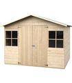 Cobertizo de madera LOPUN 4,9 m2