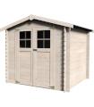 Caseta de madera MILOVIC 3,4 m2