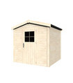 Caseta de madera TISON-TISEO 3,8 m2