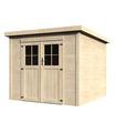 Caseta de madera TALION 5,1 m2