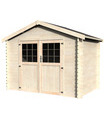 Caseta de madera FLORINE N1 4,7 m2