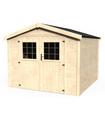 Caseta de madera TURENNE 7 m2