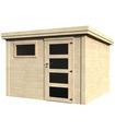 Caseta de madera PACO 7,2 m2
