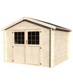 Caseta de madera FLOVER N1 7,4 m2