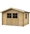 Caseta de madera FLODAVIL 7,2 m2