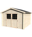 Caseta de madera FLOVENE N1 9 m2