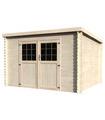 Caseta de madera ELAN N1 8,2 m2