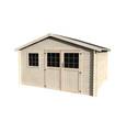 Caseta de madera FRÉVENT N1 11,2 m2
