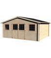 Caseta de madera FLORIDAN N1 16,9 m2