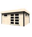 Caseta de madera EVELIN 16,9 m2