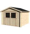 Caseta de madera VALODEAL NG 7,4 m2