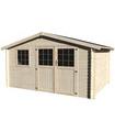 Caseta de madera VALÉRIAN 10,1 m2