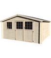 Caseta de madera VALLAURIS 13,8 m2