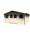 Caseta de madera AVELIN 20,5 m2