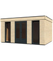 Caseta de madera DECOR HOME 15 m2