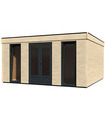 Caseta de madera DECOR HOME 21 m2