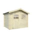 Caseta de madera MAKRO 5,8 m2 (19-2 FSC Mix 70%)