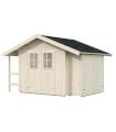 Caseta de madera MARCUS 6,5 m2