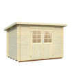 Caseta de madera MARY 5,7 m2