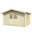 Caseta de madera ELBE 10,2 m2