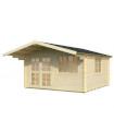 Caseta de madera ENGLAND1, 10,3 m2
