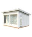 Casa Nórdica ANNABEL 13,4 m2 KIT (sin puerta corredera)