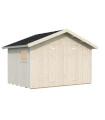 Cobertizo de madera NILS 8,2 m2