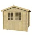 Caseta de madera PILA 5,1 m2